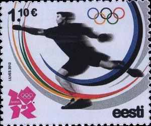 Олимпийские и Паралимпийские игры 2012 г. в мировой филателии
