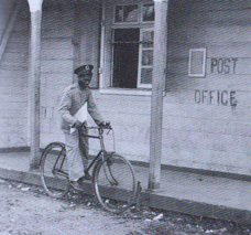 История почты Маврикия