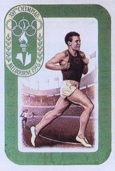Из истории отечественных олимпийских выпусков почтовых марок