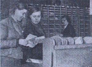 Связь в годы ВОВ: Фотографии и документы военных лет (часть 1)