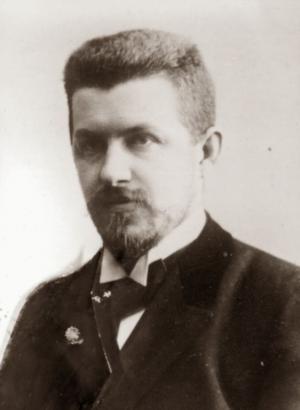 К.К. Шмидт, архитектор и филателист