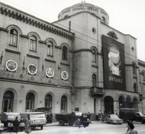 Воспоминания о работе московских почтовиков по обслуживанию армии и ВМФ в годы Великой Отечественной войны