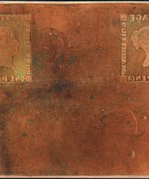 Продана печатная пластина марок Маврикия «Post Office».