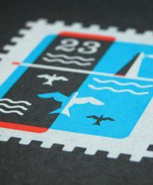 Как почтовая марка существует в современном мире