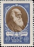 Портрет Чарлза Роберта Дарвина