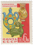 Опошнянская керамика (Украинская ССР)