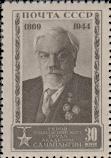 Портрет С.А. Чаплыгина (1869-1942)