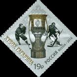 Кубок Гагарина и фигуры хоккеистов