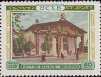Павильон Карело-Финской ССР